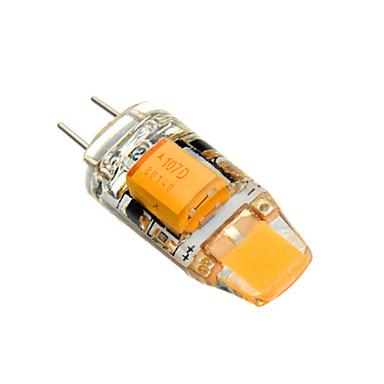 YWXLIGHT® 150lm G4 LED-maissilamput MR16 1 LED-helmet COB Koristeltu Lämmin valkoinen Kylmä valkoinen 12V