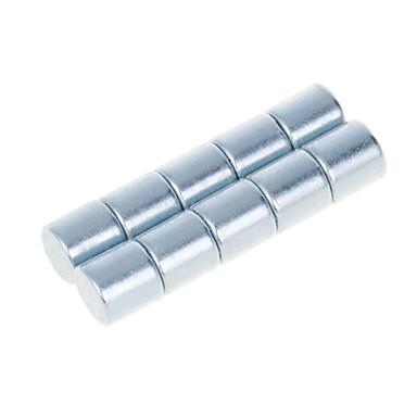 10 pcs 3mm Magnetiske puslespil Byggeklodser Puslespil Cube Neodymmagnet Magnet Magnetisk Voksne Drenge Pige Legetøj Gave
