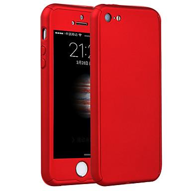 Para iPhone 8 iPhone 8 Plus Capinha iPhone 5 Case Tampa Antichoque Capa Traseira Capinha Armadura Rígida PC para iPhone 8 Plus iPhone 8