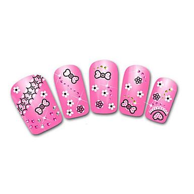 nydelig rosa snøleopard blonder spiker smykker