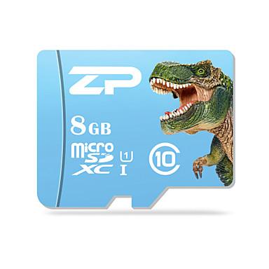 ZP 8GB TF cartão Micro SD cartão de memória UHS-I U1 class10