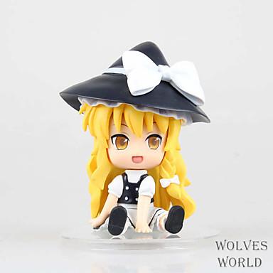 Anime Action-Figuren Inspiriert von Touhou Projekt Cosplay PVC 11 CM Modell Spielzeug Puppe Spielzeug