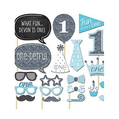 생일 웨딩파티 하드 카드 용지 혼합 재료 웨딩 장식 클래식 테마 사계절