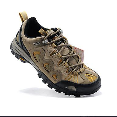 נעלי ריצה נעלי הרים נעלי טיולי הרים נעלי ספורט יוניסקס נגד החלקה ריפוד אוורור נושם עמיד בפני שחיקה אופני הרים אופני כביש אימון בָּחוּץ בד