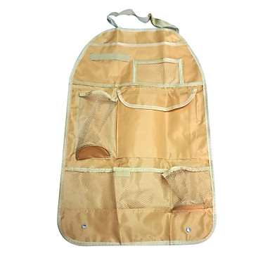 cepler araba koltuğu bölmesi çantası ile ziqiao taşınabilir su geçirmez araç koltuk arkalığı çanta bitirme