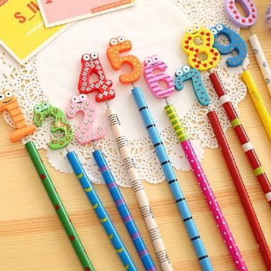 큐트-나무-연필