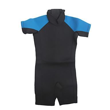 MYLEDI Herrn Damen Kinder Neopren-Shorty Wasserdicht warm halten tragbar YKK Reißverschluss Neopren Taucheranzug Tauchanzüge-Schwimmen