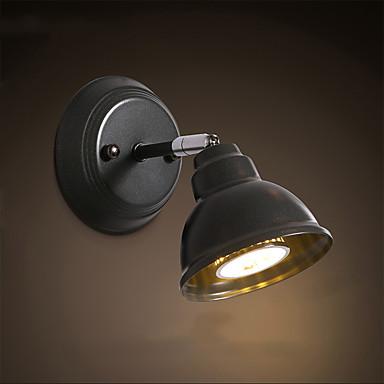 LED Fali rögzítők,Modern/kortárs Integrirano LED svjetlo Fém