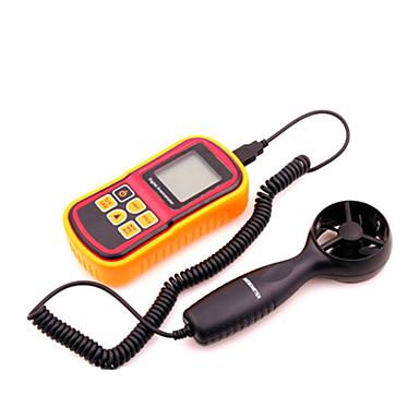 benetech gm8901 sárga szélmérő