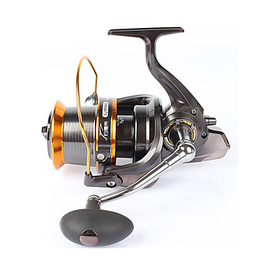 Fddl long shot saltwater spinning fishing reel 9000 13bb for Surf fishing reels