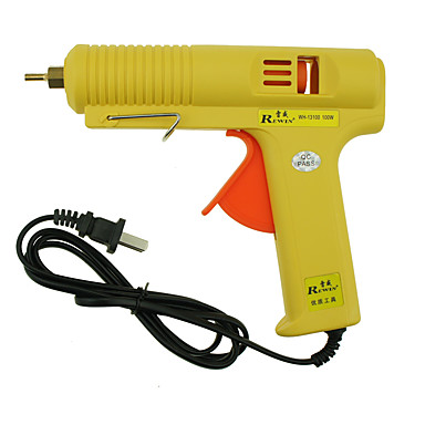 rewin® verktøy varme smelte limet handarm spray ddhesive handarm, strømforbruk 100W