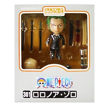 Anime Action Figurer Inspirert av One Piece Cosplay PVC 10 CM Modell Leker Dukke