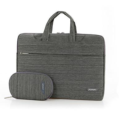 Fopati® 15Inch Laptop Case / Veske / Ermet For Lenovo / Mac / Samsung Brun / Lys Grå / Mørk Grå