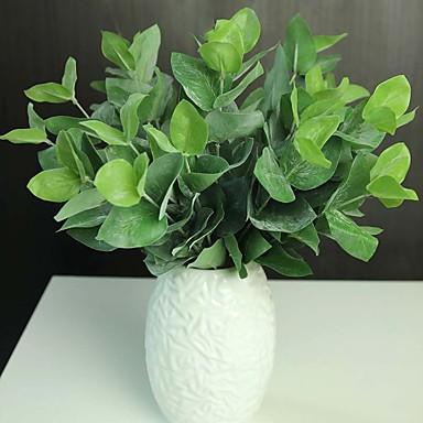 1 Ast Seide Pflanzen Tisch-Blumen Künstliche Blumen