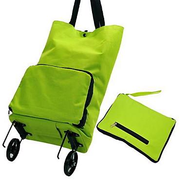 יוניסקס-בד אוקספורד-רשמי / ספורט / קז'ואל / שטח / שימוש מקצועי-ירוק-תיק צד / תיק נשיאה / תיק טיולים / תיק אחסון