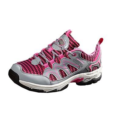 Kényelmes-Lapos-Női cipő-Balerinek-Alkalmi-Tüll-Fekete / Kék / Zöld / Lila / Sötétvörös