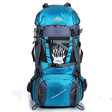 Fengtu 60 L ryggsekk Ryggsekk Laptopveske Reiseorganisator Reise Duffel Bag Ryggseker til dagsturer Ryggsekk Pakker Camping &