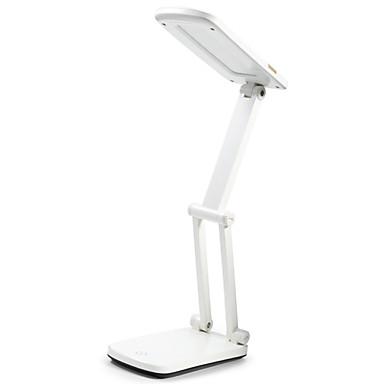 216lm 10 LEDs Tragbar Wiederaufladbar Abblendbar Programmierbar Dekorativ Tischleuchte Kühles Weiß Wechselstrom 100-240V