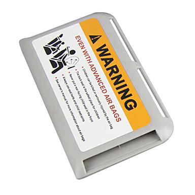 nagysebességű kártya napellenző kazetta ideiglenes parkoló kártya kártya tartó névjegykártya tartó tároló doboz