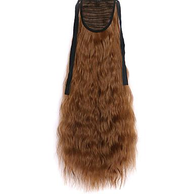 brown lace onda profunda peruca milho rabos de cavalo quente 12