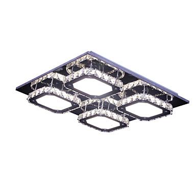 Unterputz ,  Zeitgenössisch Chrom Eigenschaft for Kristall LED Metall Wohnzimmer Schlafzimmer Esszimmer Studierzimmer/Büro Korridor