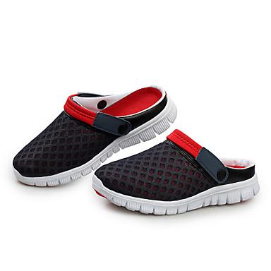 Verde Zapatos 05047841 Tela Verano Plano Mujer Rojo Tacón Azul wzCqwx6Y