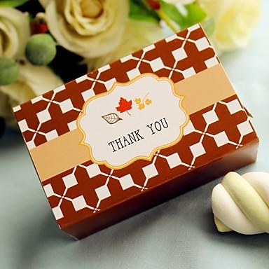 Quader Kartonpapier Geschenke Halter Mit Geschenkboxen