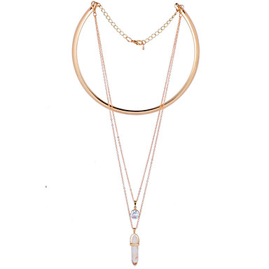 Lgsp liga feminina necklacedaily zircônia cúbica-61161054 estilo elegante