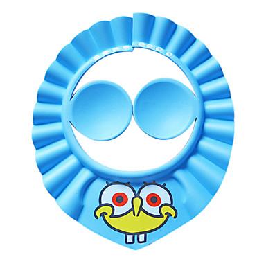 øre beskyttelses tegnefilm sjampo dusj cap bad og parasoll beskytte myk cap lue for baby barn barn