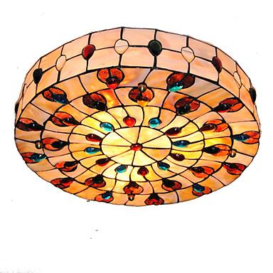 Tiffany Ministil Unterputz Raumbeleuchtung Für Wohnzimmer Schlafzimmer Esszimmer Studierzimmer/Büro Kinderzimmer Eingangsraum Spielraum