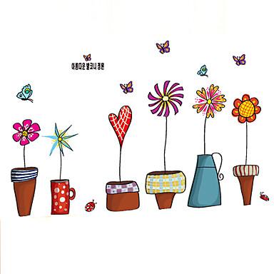 Dekorative Wand Sticker - Flugzeug-Wand Sticker Tiere / Stillleben / Mode Wohnzimmer / Schlafzimmer / Badezimmer / Abziehbar