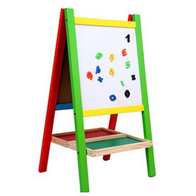 Недорогие Игрушка для обучения чтению-Магнитные игрушки Куски 30*30*5 М.М. Магнитные игрушки Обучающая игрушка Исполнительные игрушки головоломка Куб Для получения подарка