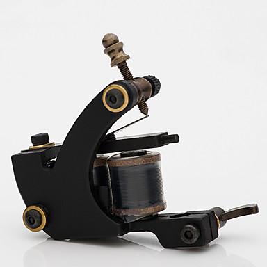 מכונת קעקוע ברזל יצוק חיתוך חוטים איכות גבוהה ליינר קלסי יומי