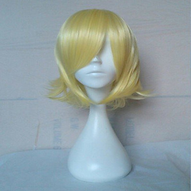 Synthetic Wig Straight Women's Synthetic Hair