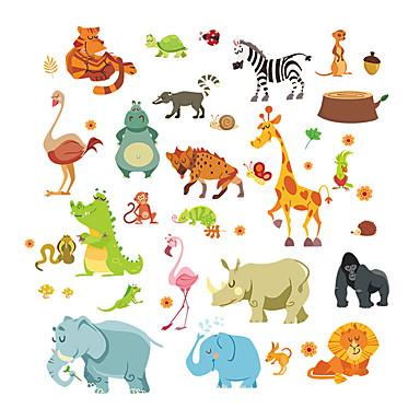 Animais / Botânico / Desenho Animado / Romance / Vida Imóvel / Moda / Feriado / Paisagem / Formas / Fantasia Wall StickersAutocolantes de