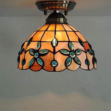 Max 60W Mennyezeti lámpa ,  Tiffany Mások Funkció for Mini stílus FémNappali szoba / Hálószoba / Étkező / Konyha / Fürdőszoba /