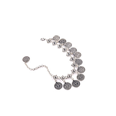 Shixin® Alloy Anklet Daily/Casual 1pc Jewelry Christmas Gifts