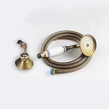 Antik Kézi zuhanyzó Antik bronz Funkció - Zuhany, Zuhanyfej