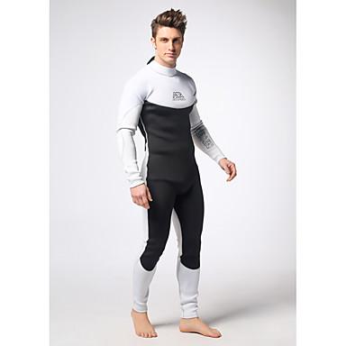 Herrn 3mm Dive Skins Wasserdicht UV-resistant Tactel TaucheranzugTauchen