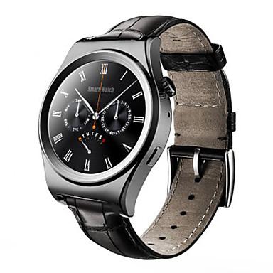 x10 Smart Aufruf Altimeter Überwachung bluetooth Herzfrequenz Wristbanduhr Thermometer Barometer