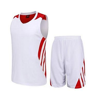 אחרים ספורט פנאי שרוולים של גברים / בדמינטון / כדורסל / סטי ביגוד ריצה / מהיר יבש /