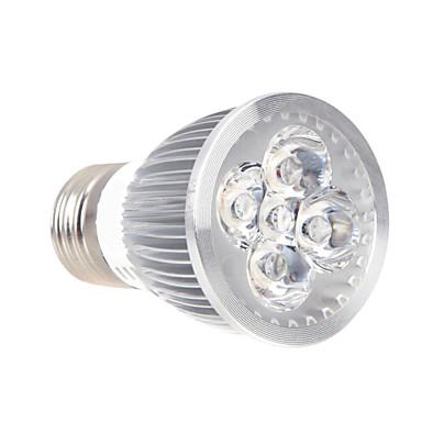 3W E26/E27 Luces LED para Crecimiento Vegetal MR16 5 LED de Alta Potencia 120lm lm Rojo Azul K Decorativa AC 85-265 V