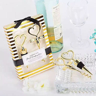 Nicht-individualisiert Material / Silber Flaschenverschluss / Flaschenöffner / Anderen Klassisch / Urlaub Bottle Favor