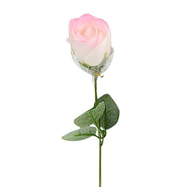 romantische Neuheit Seife Rose Blume Geschenk für Liebhaber 25 Stück / Set (gelegentliche Farbe) Waschen