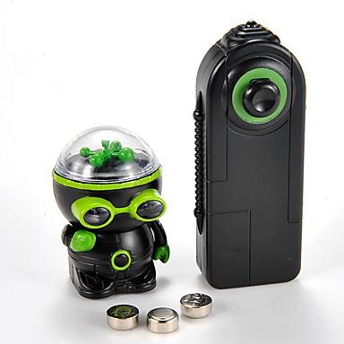 YQ® YQ88191B-2 Robot Infracrveno Beszél / Sound Control Játékok ábrák & playsets
