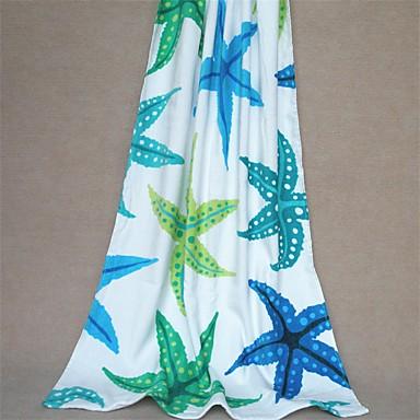 BadehandtuchReaktiver Druck Gute Qualität 100% Baumwolle Handtuch