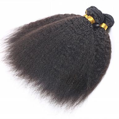 Hiukset kutoo Mongolialainen 3 osainen hiukset kutoo