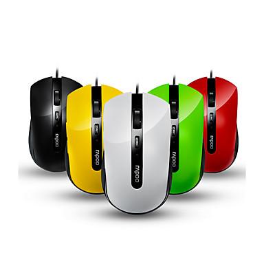 ratón óptico inalámbrico mini USB ratón inalámbrico original rapoo 7200p 5.8GHz para el ordenador portátil de juegos con receptor nano