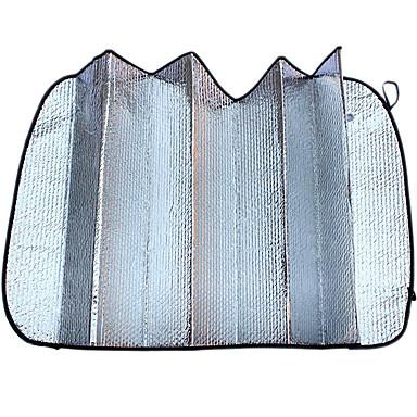 140 * 70 légbuborék pamut auto szélvédő napvédők nap védő