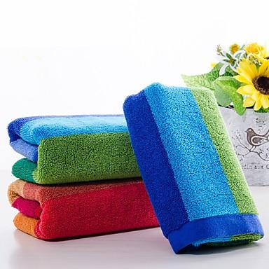 Vaskehåndklæ,Solid Høy kvalitet 100% Bomull Håndkle